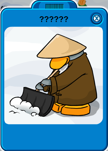 Will Sensei Become a real member of Club Penguin like Rockhopper,(Penguin