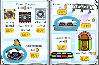 2 music furniture cheats