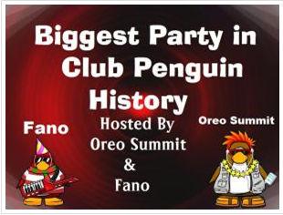 oreos party