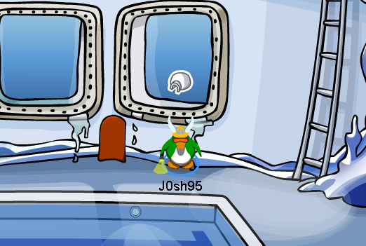 New Club Penguin Igloo Pin Cheat